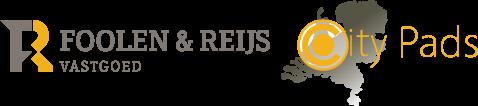 Foolen & Reijs Vastgoed | City Pads Logo